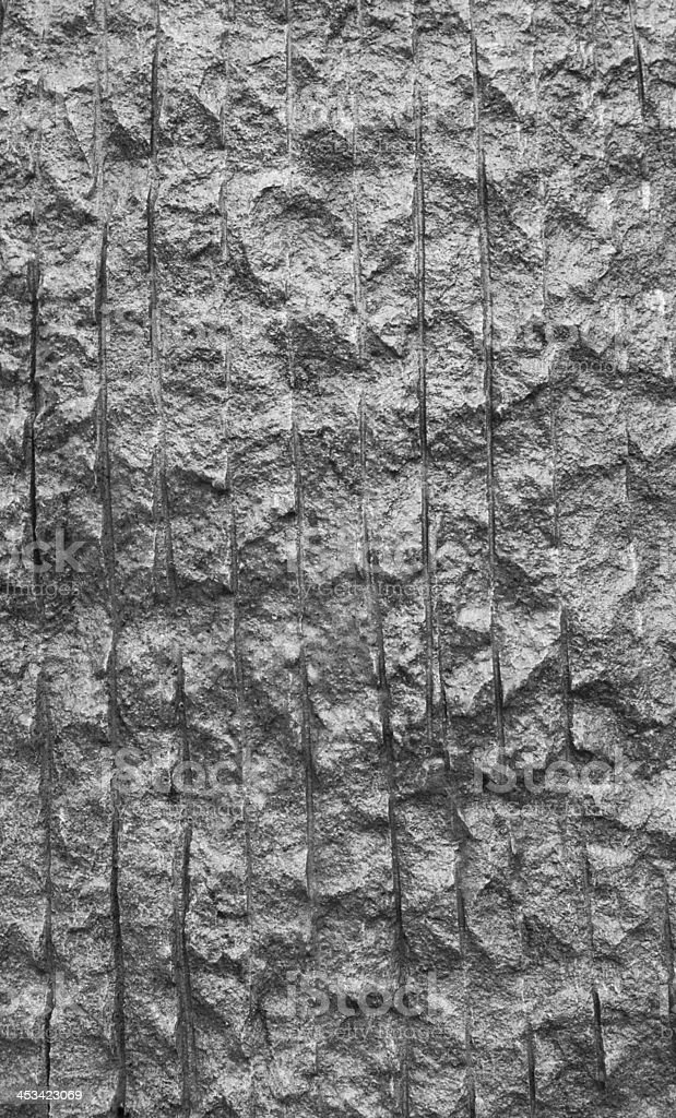 Rock Lines Marks royalty-free stock photo