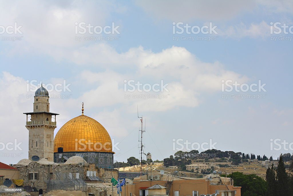 Rock Mosque royalty-free stock photo