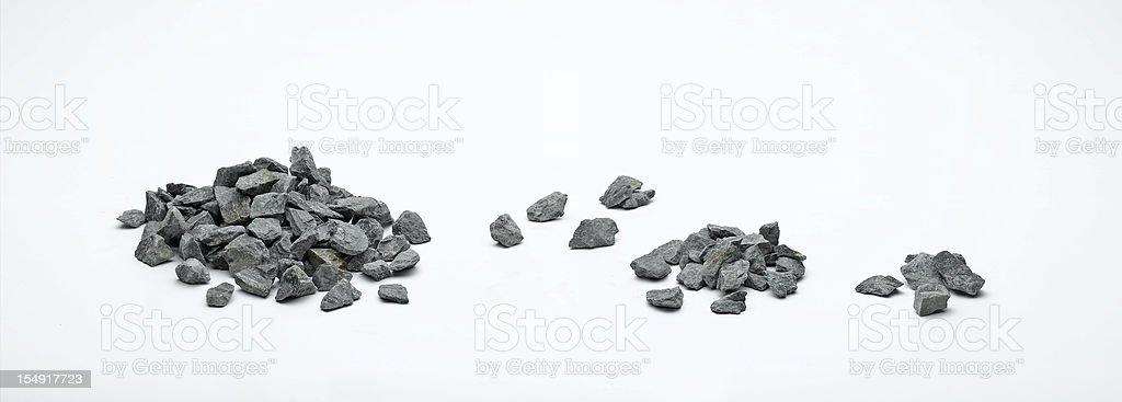 Rock Piles stock photo