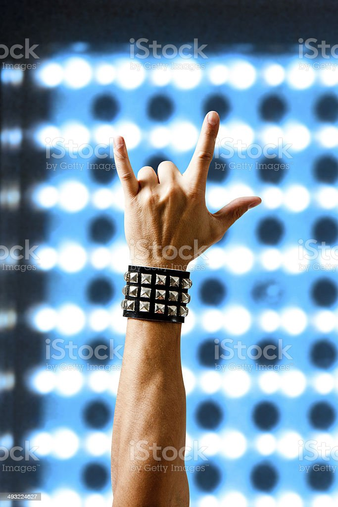 Rock & Roll stock photo