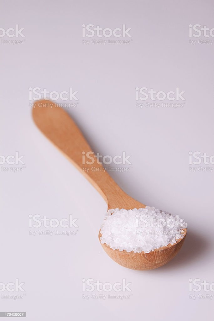 Rock Salt royalty-free stock photo