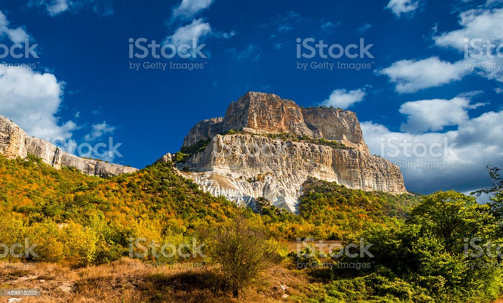 Rock single. stock photo