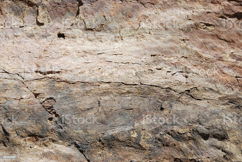 Rock Stone Pattern Background stock photo