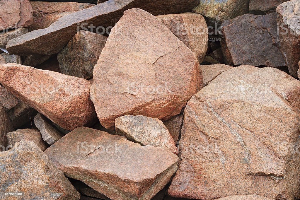 Rock texture background royalty-free stock photo