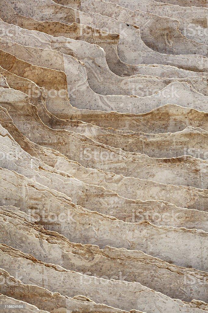 Rock Tiles stock photo