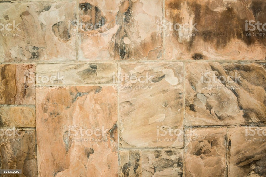 Rock tiles texture stock photo