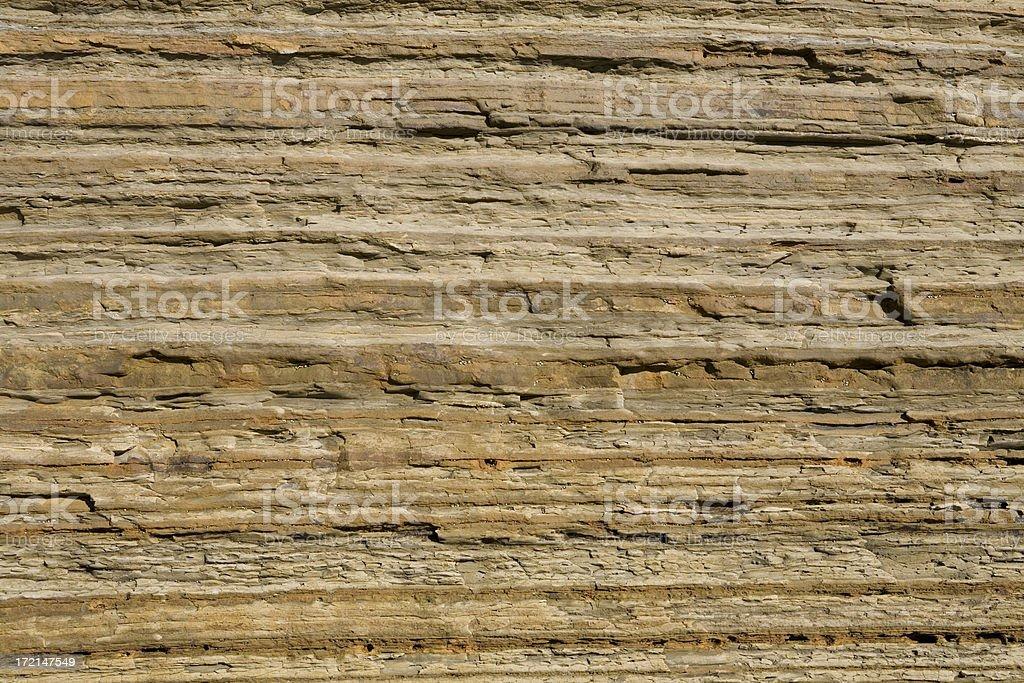 Rock Wall royalty-free stock photo