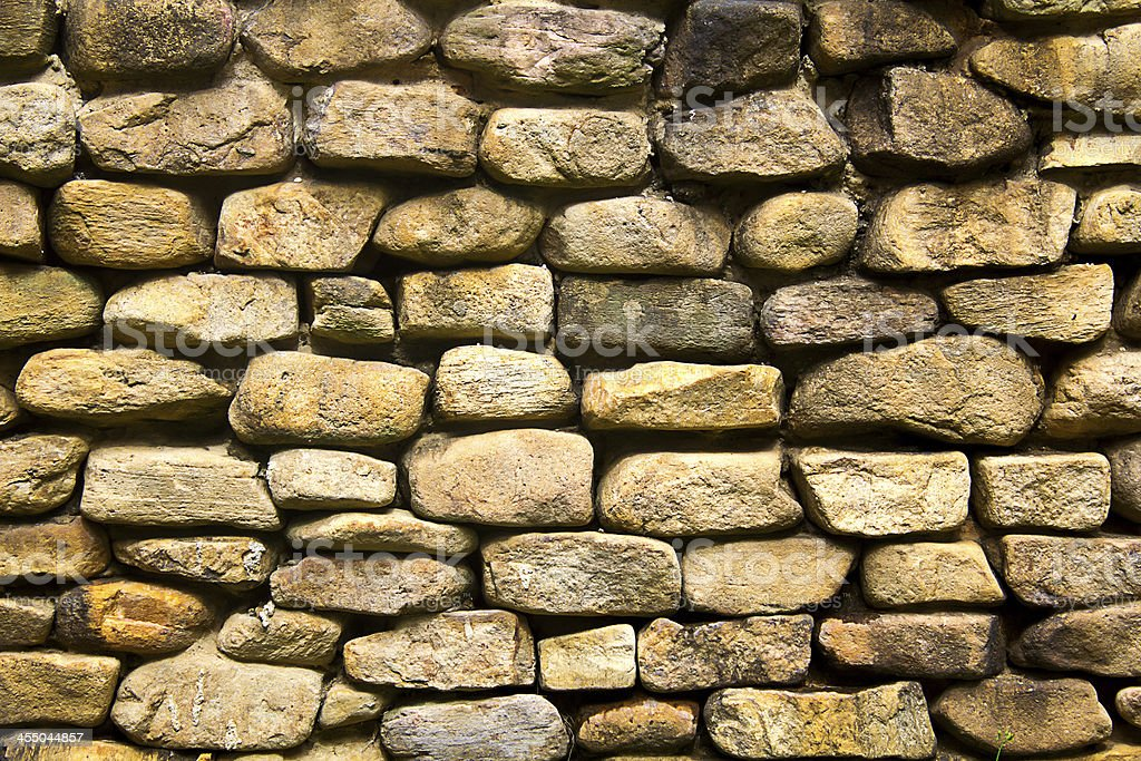 rock wall royalty-free stock photo