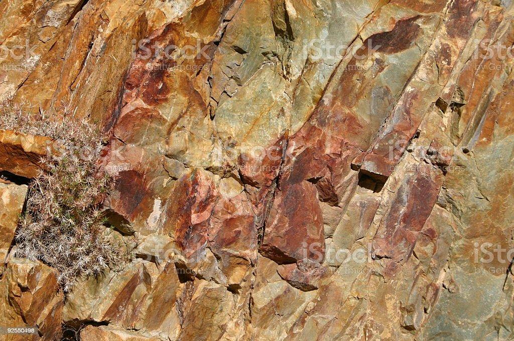 Parede de Pedra foto de stock royalty-free