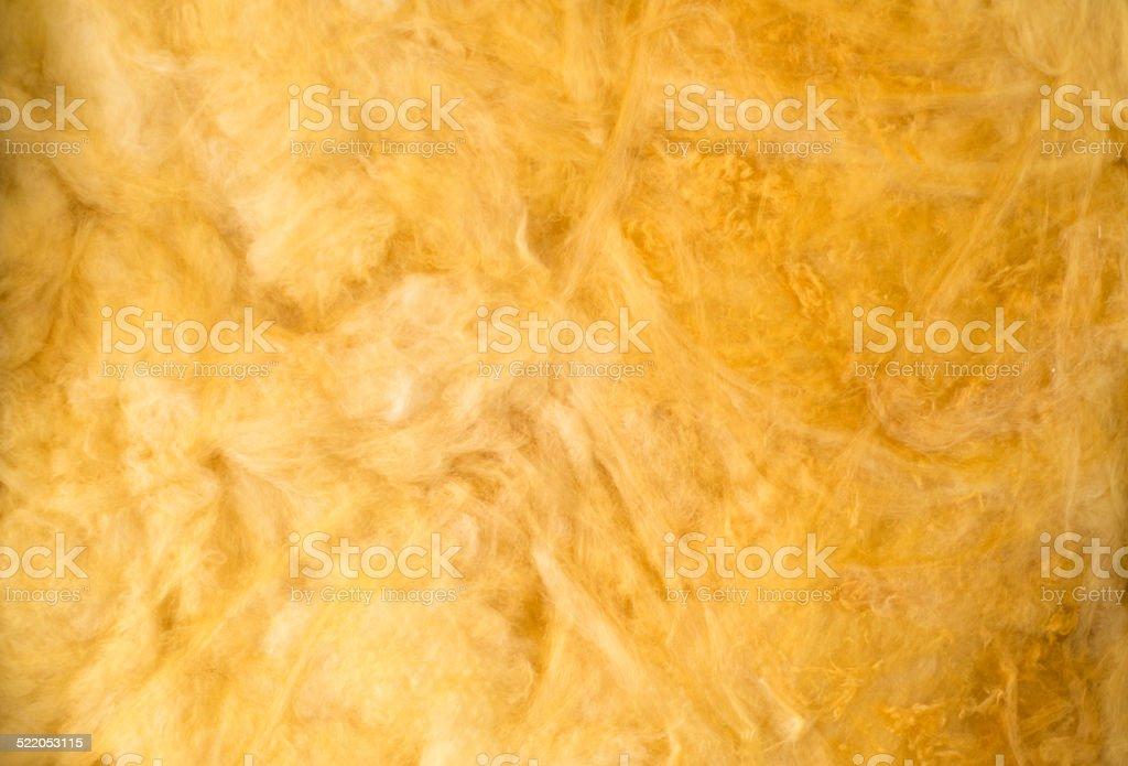 Rock Wool Background stock photo