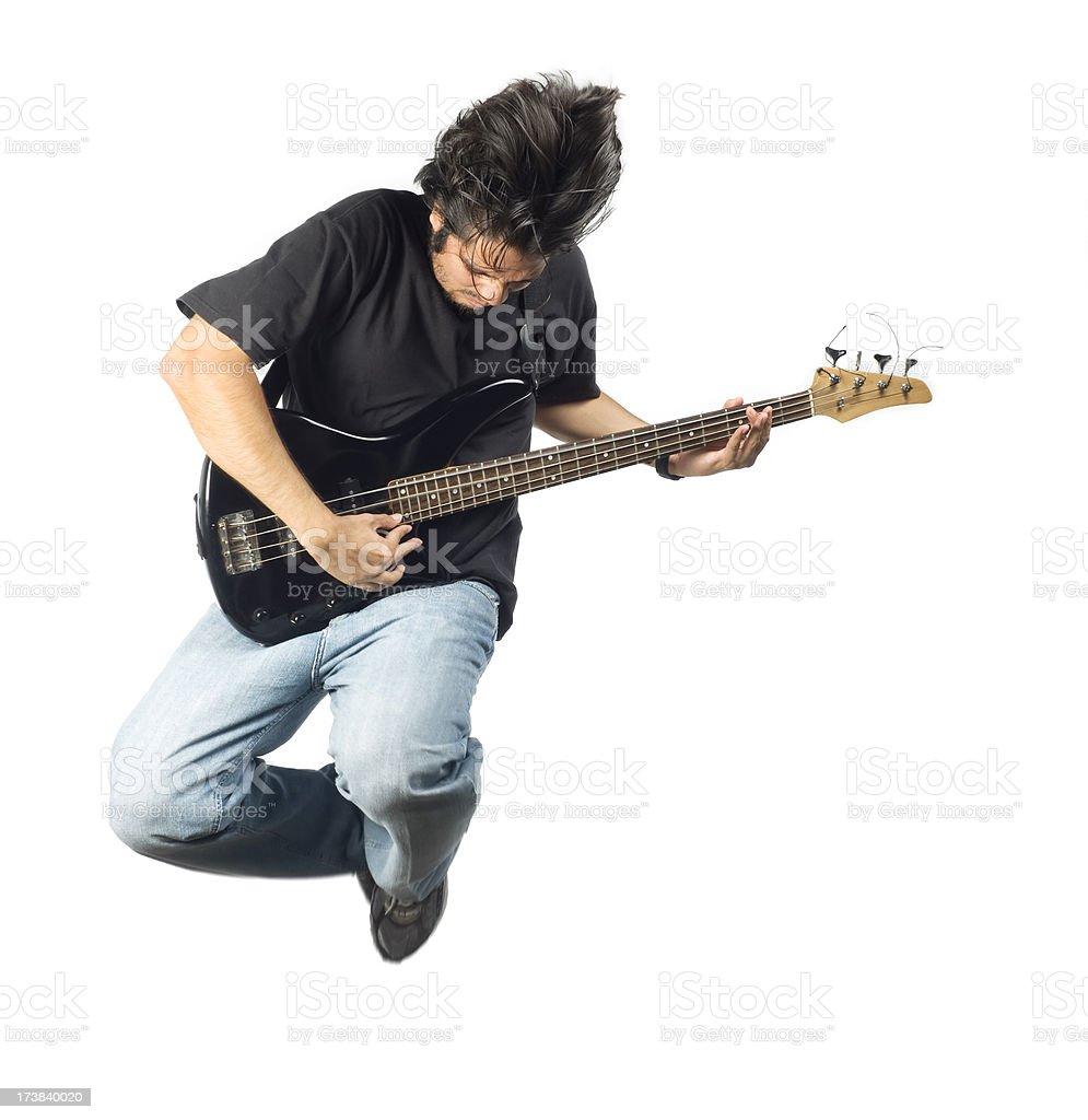 Rocker royalty-free stock photo