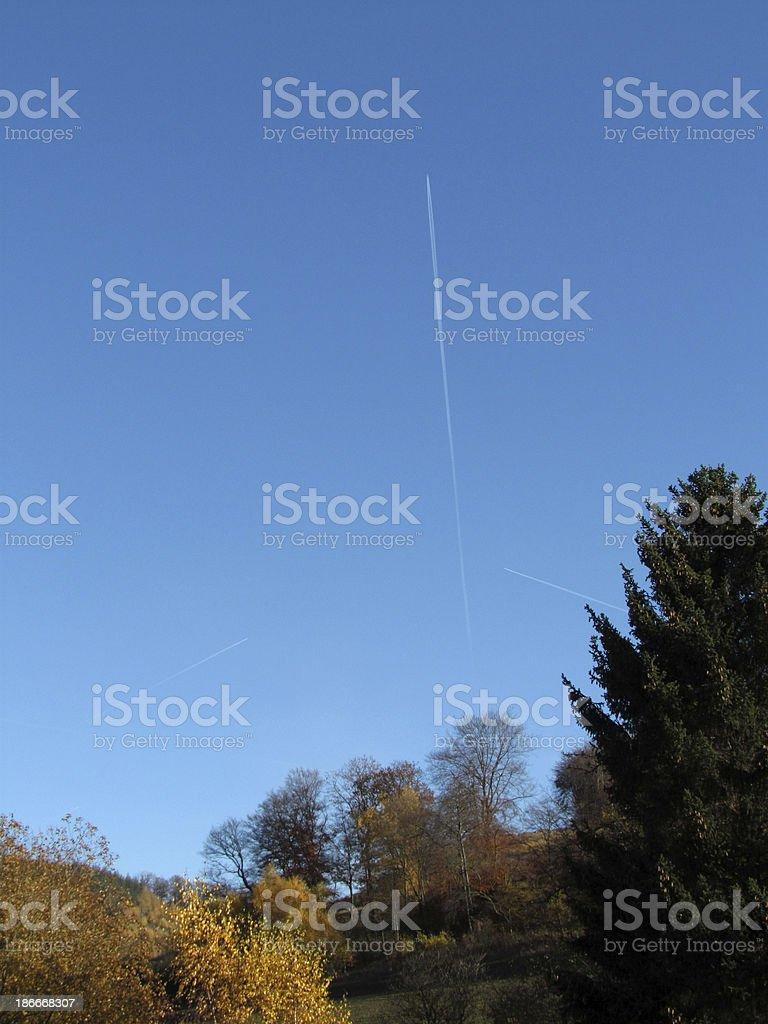 Rocket Launch? royalty-free stock photo