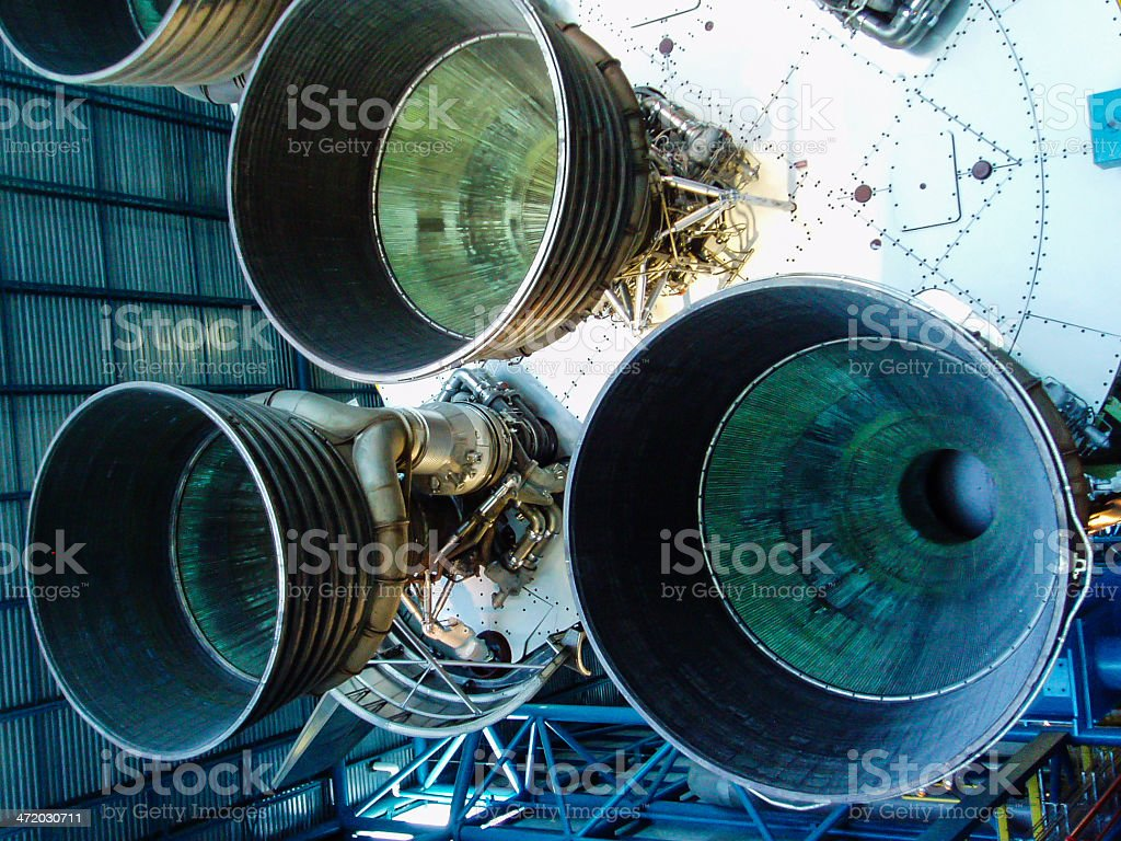 Rocket Power stock photo