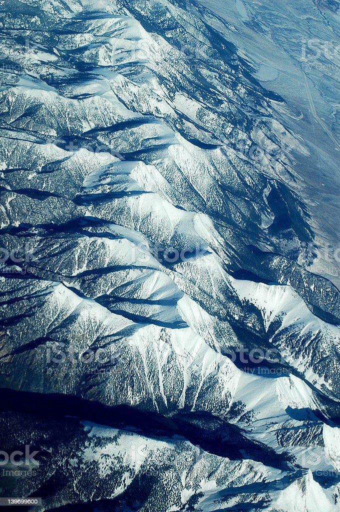 Rockies stock photo