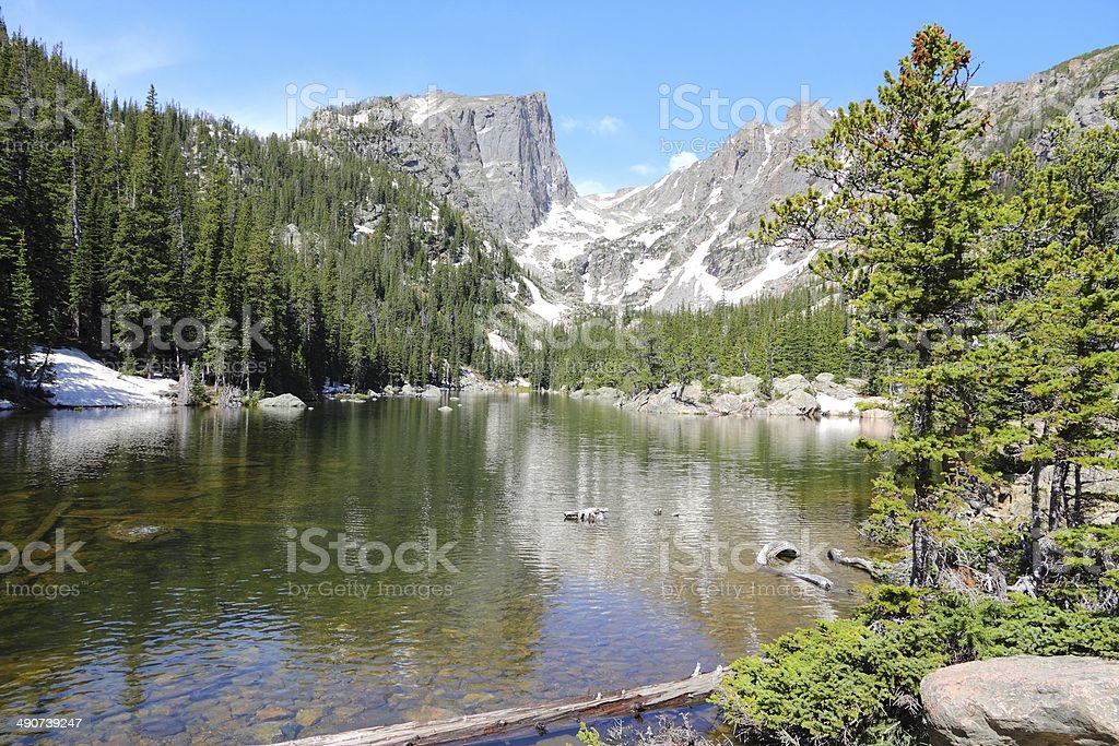 Rockies stock photo