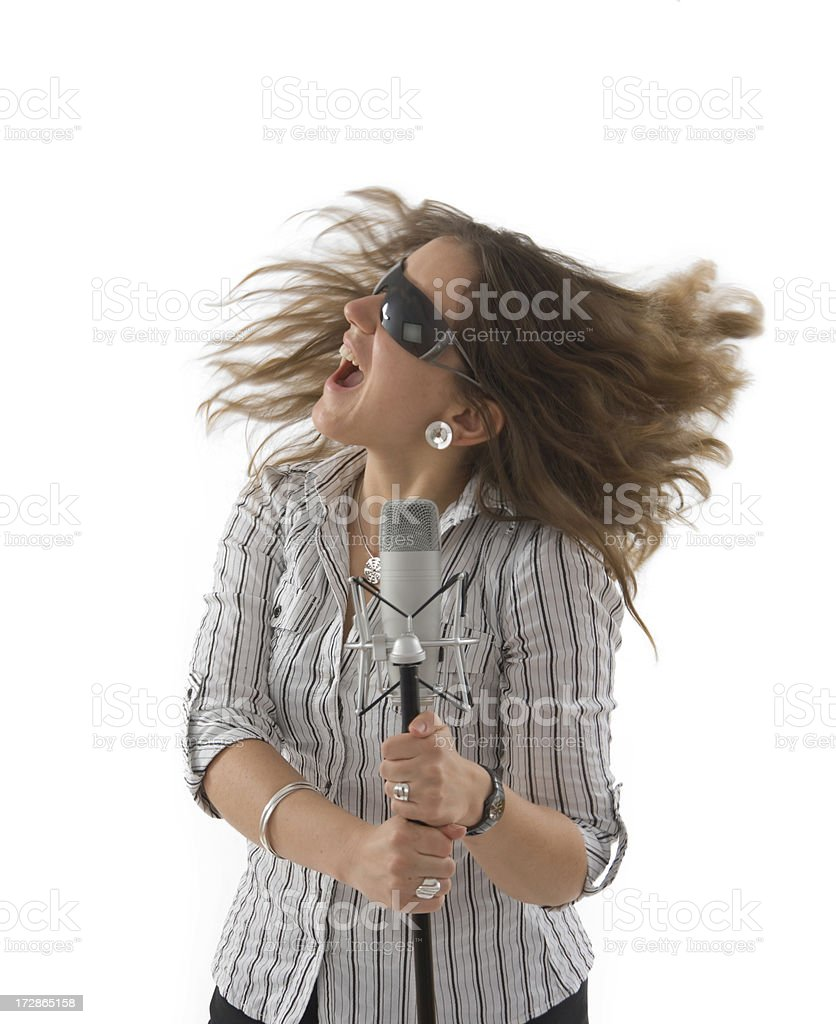 Rock-n-Roll : Business Casual stock photo