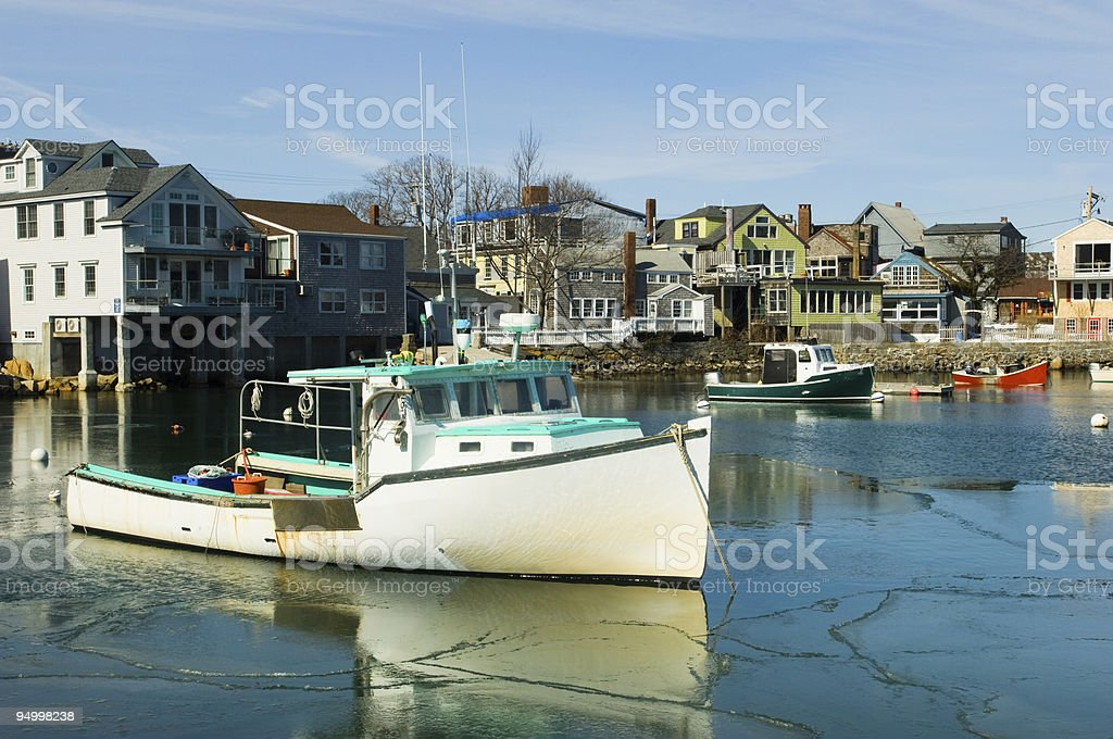 Rockport, MA stock photo