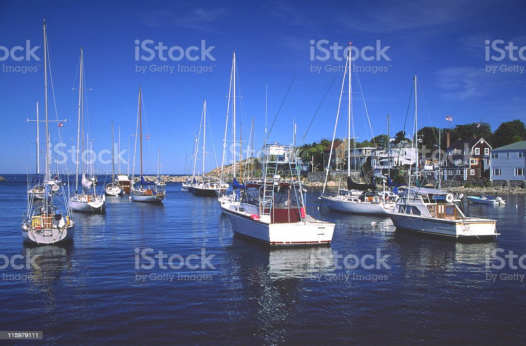 Rockport stock photo