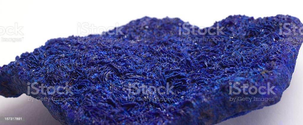 Rocks and Minerals - Azurite stock photo
