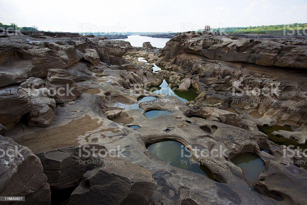 Rocks royalty-free stock photo