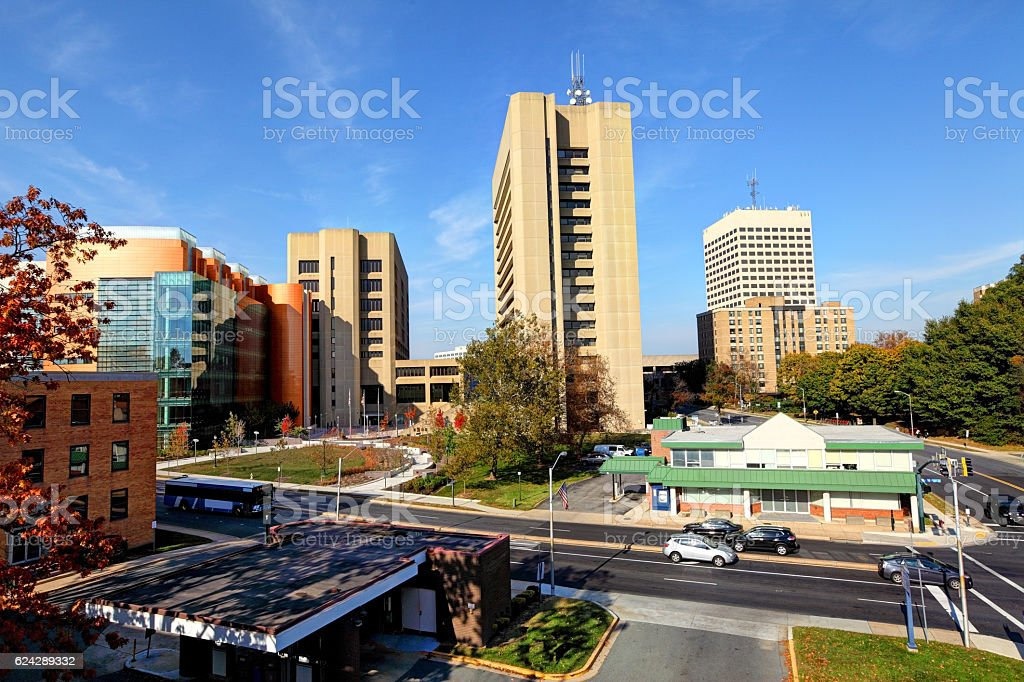 Rockville, Maryland stock photo