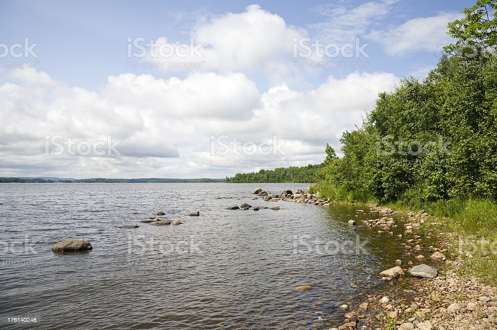 Rocky Beach stock photo