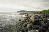 Rocky coast in Gros Morne, Newfoundland