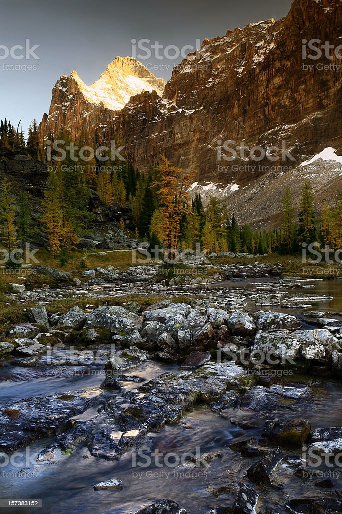 Rocky Creek royalty-free stock photo
