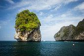 Rocky formation on Phuket