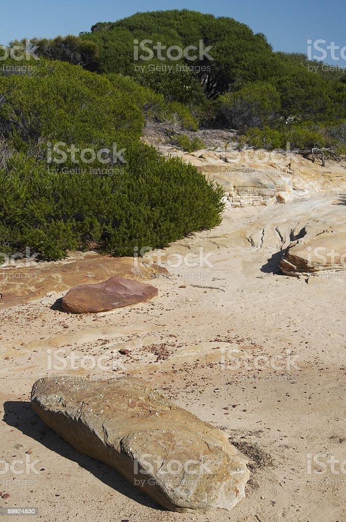 Rocky Landscape royalty-free stock photo