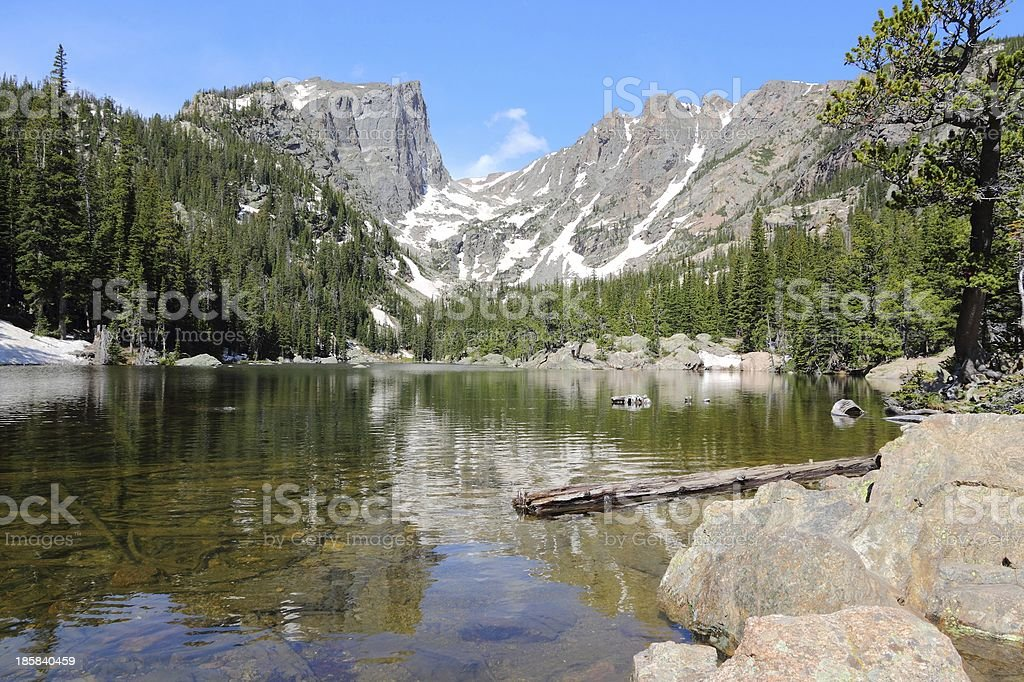 Rocky Mountain National Park, USA stock photo