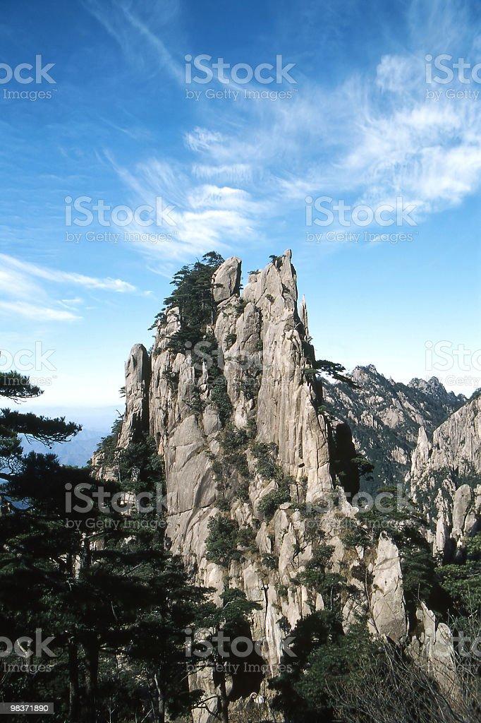 rocky mountain royalty-free stock photo