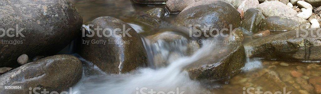 Rocky Stream 01 stock photo