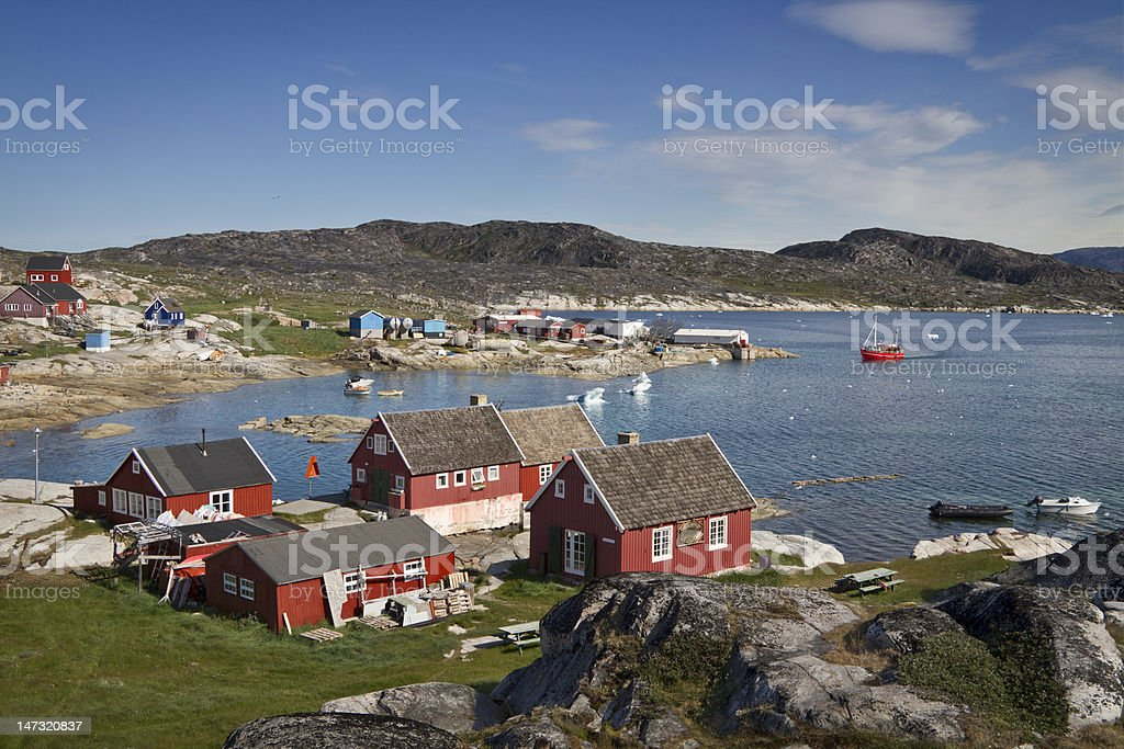 Rodebay stock photo