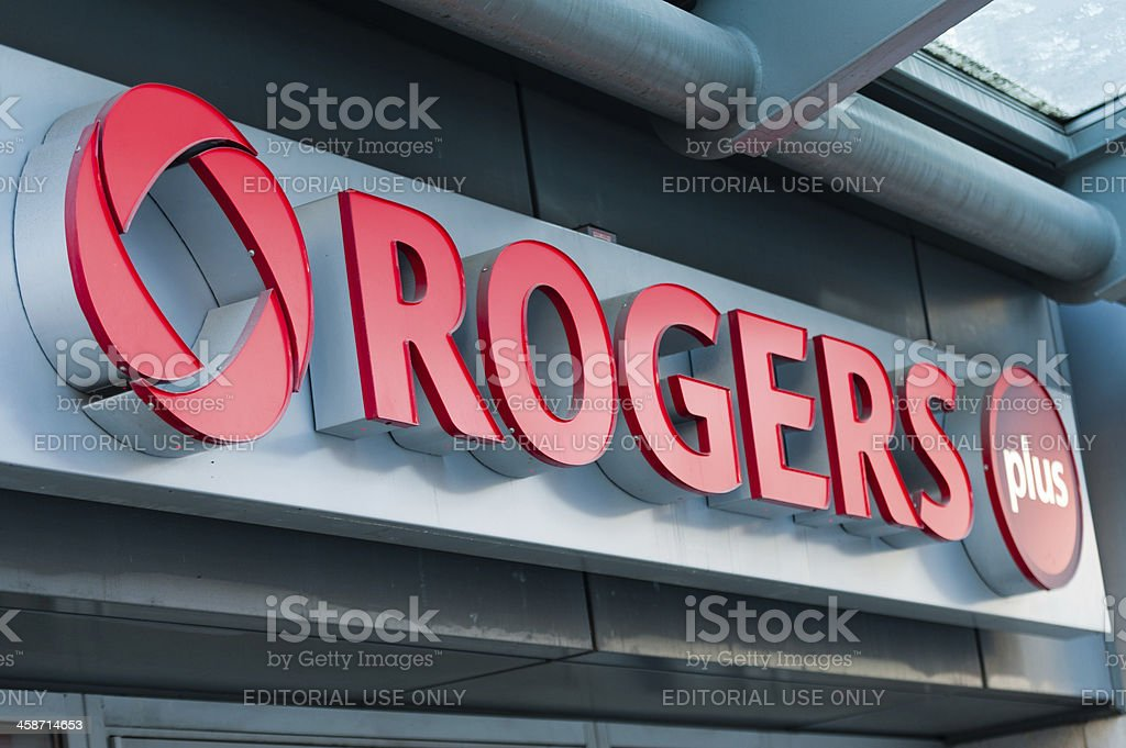 Rogers Plus royalty-free stock photo