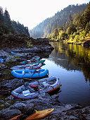 Rogue river rafts