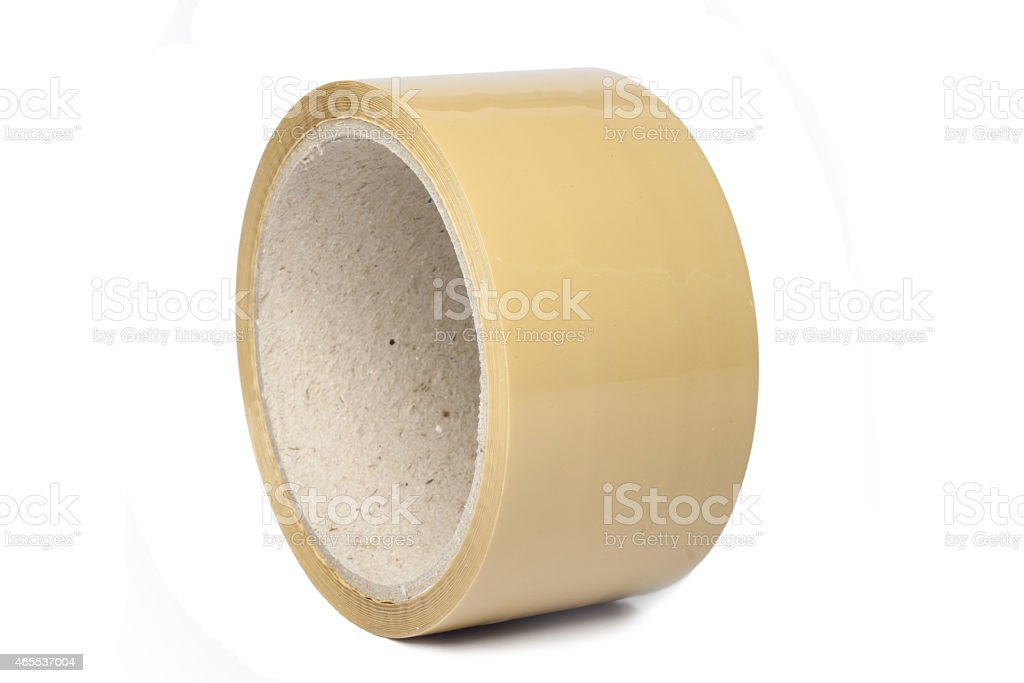 roll tape stock photo