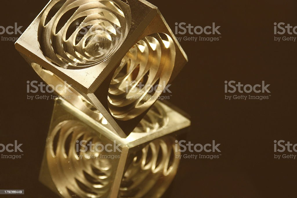 roll the dice ... royalty-free stock photo