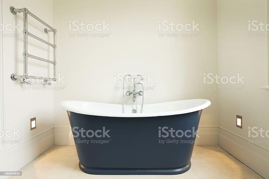 Roll Top Bath stock photo