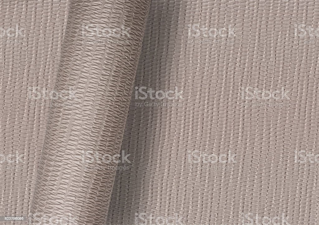 rolled textured surface stock photo