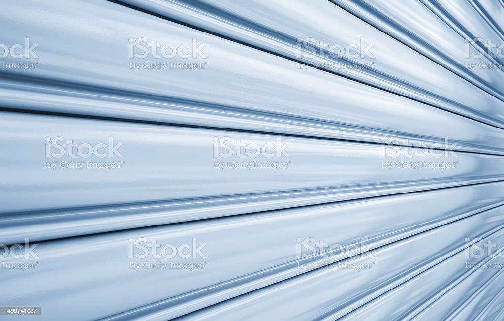 rolling door pattern royalty-free stock photo