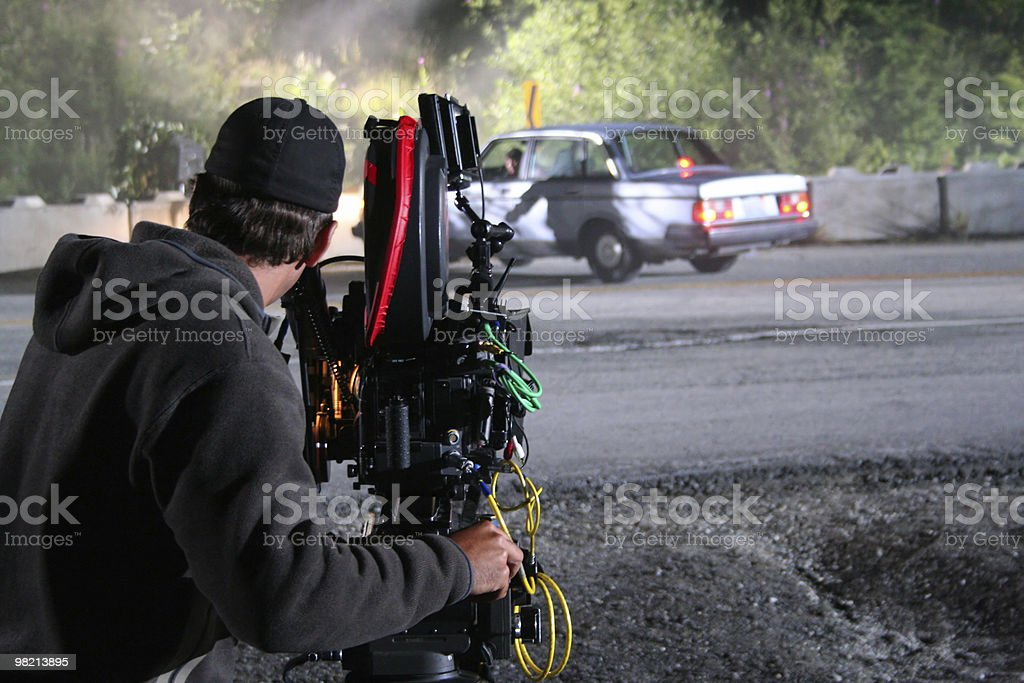 Rolling! stock photo