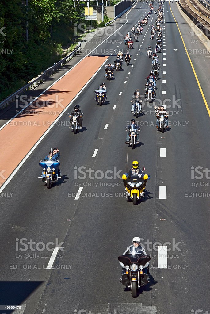 Rolling Thunder4 stock photo