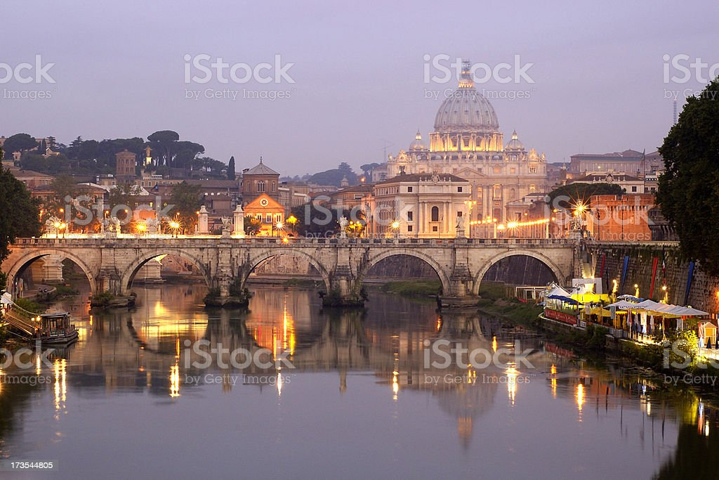 Roma, Italia stock photo