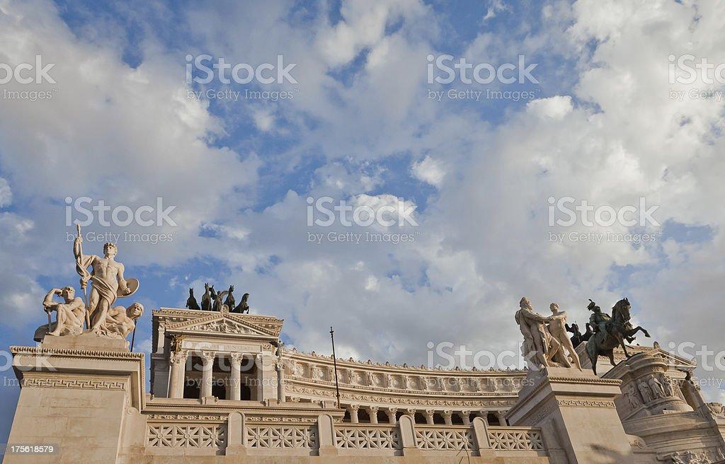 Roma, Milite Ignoto royalty-free stock photo