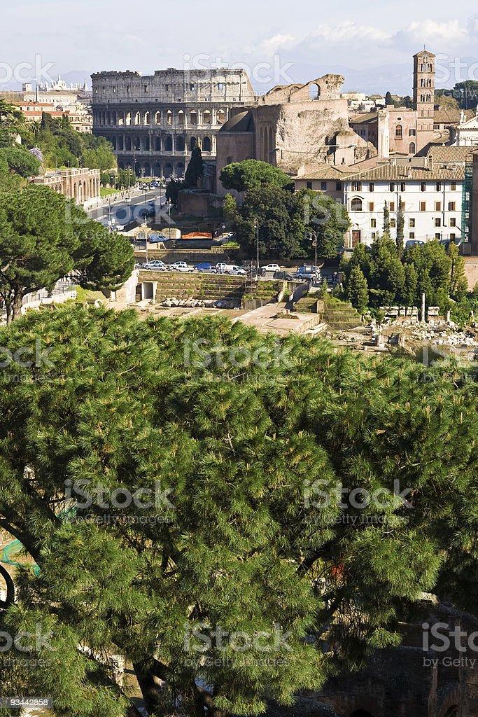 Roma royalty-free stock photo