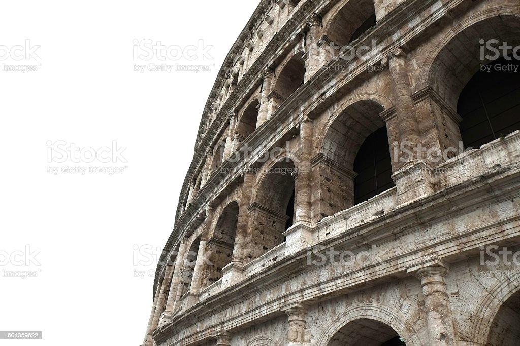 Roma - The Colosseum stock photo