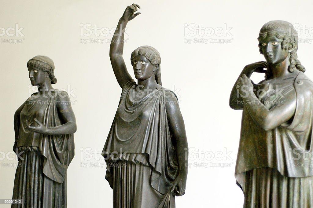 Roman Antiquites royalty-free stock photo