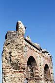 Roman aqueduct of the Gier in Chaponost, France
