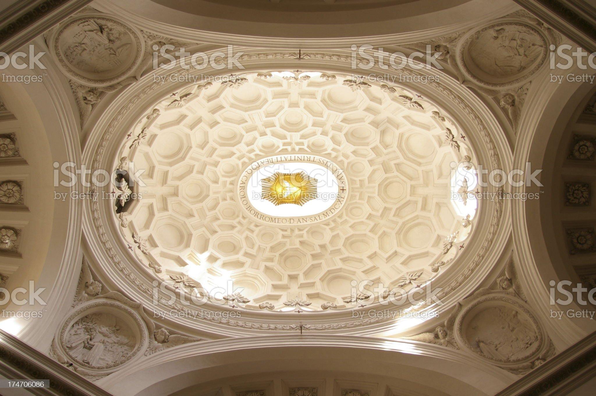 Roman Architecture royalty-free stock photo
